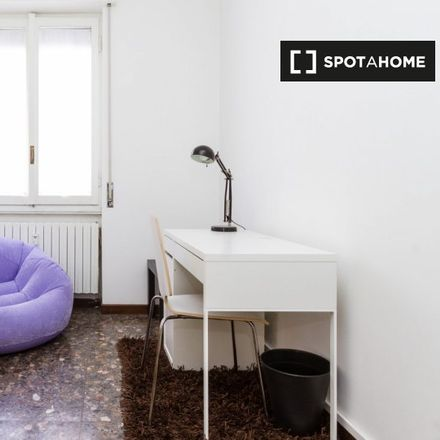 Rent this 4 bed apartment on Tibaldi in Via Pietro Pomponazzi, 20136 Milan Milan