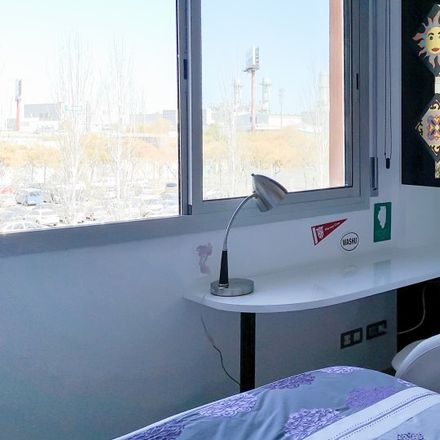 Rent this 2 bed apartment on carrer de Neus Català in 08930 Sant Adrià de Besòs, Spain