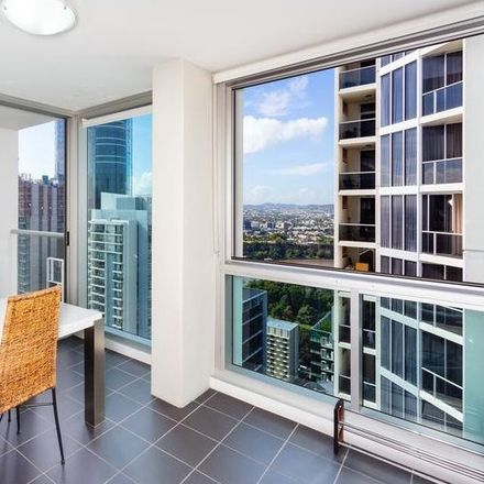 Rent this 2 bed apartment on 4006/108 Albert Street