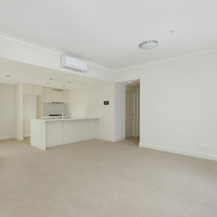 Rent this 2 bed apartment on 1703/46 Walker Street