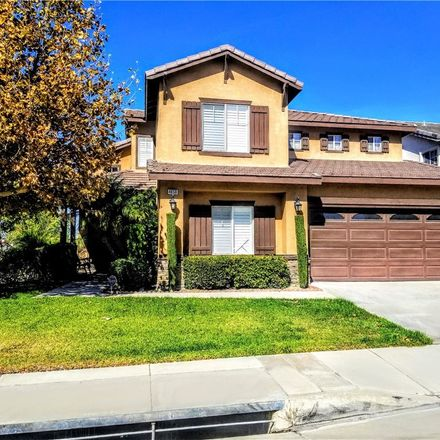 Rent this 4 bed house on 4650 Willow Bend Ct in Chino Hills, CA
