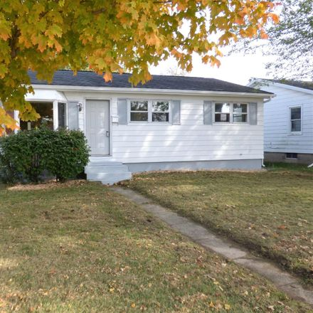 Rent this 3 bed house on 2306 Ohio Street in Michigan City, IN 46360