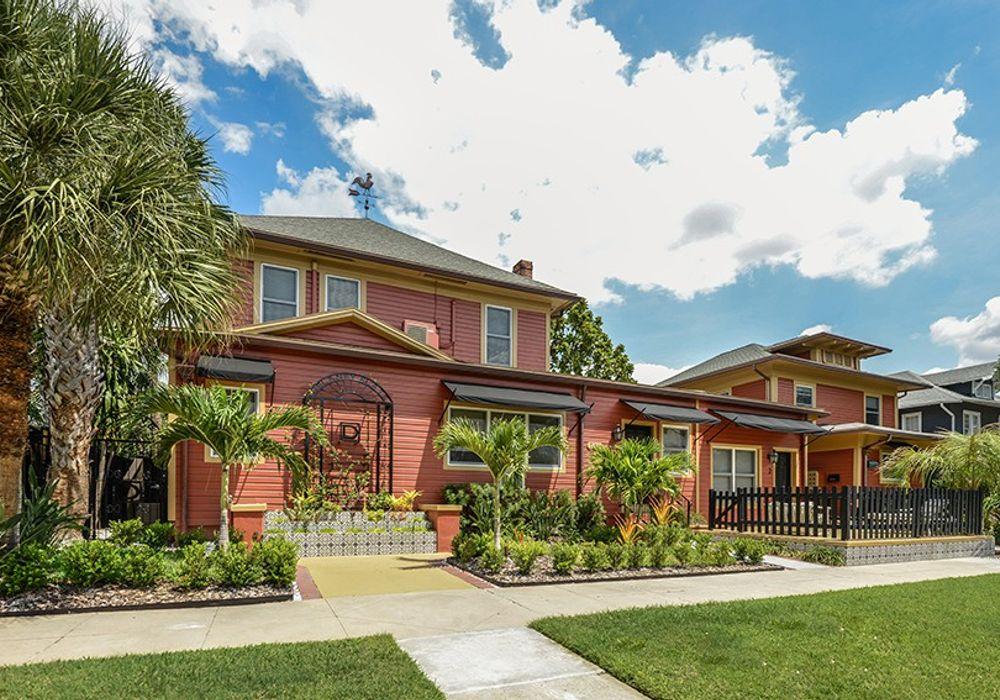 Apartment At 334 Grand Central Avenue Tampa Fl 33606