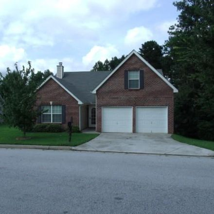 Rent this 4 bed house on 3704 Caseys Cove in Ellenwood, GA