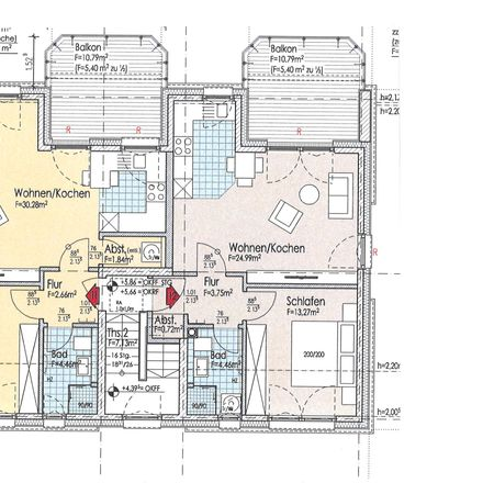 Rent this 2 bed apartment on Bremervörder Straße 35 in 21682 Stade, Germany
