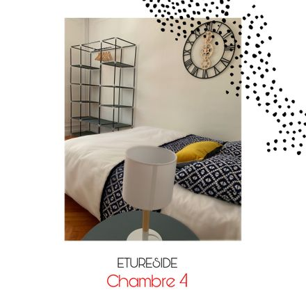 Rent this 4 bed room on 17 Rue Assalit in 06000 Nice, France