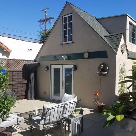 Rent this 1 bed house on 750 North Genesee Avenue in West Hollywood, CA 90046