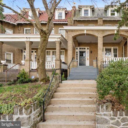 Rent this 6 bed townhouse on 1518 Varnum Street Northwest in Washington, DC 20011