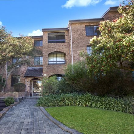 Rent this 3 bed apartment on 15/251 Blaxland Road