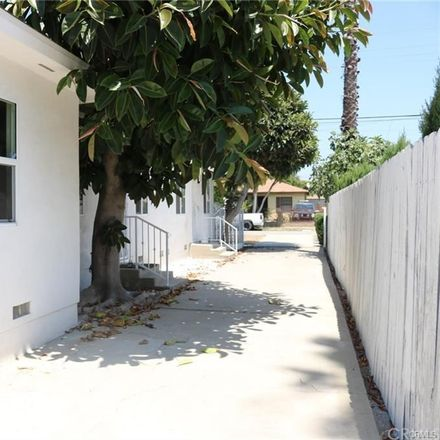 Rent this 3 bed duplex on 3410 West 112th Street in Inglewood, CA 90303