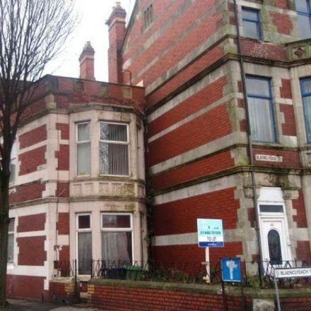 Rent this 2 bed apartment on Taff Embankment in Cardiff CF, United Kingdom