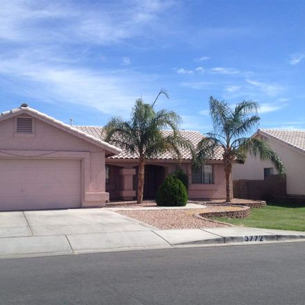 Rent this 3 bed apartment on W 20th Ln in Yuma, AZ
