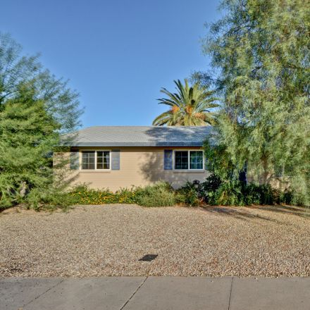 Rent this 3 bed house on 2203 South la Rosa Drive in Tempe, AZ 85282