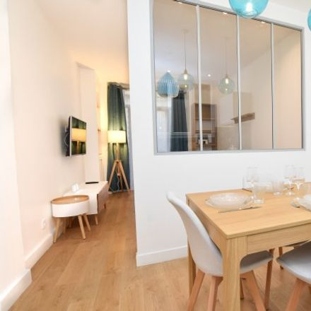 Rent this 1 bed apartment on 40 Rue de Meudon in 92100 Boulogne-Billancourt, France