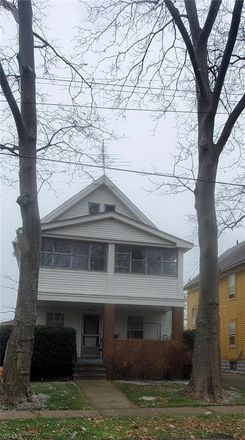 Rent this 4 bed duplex on 16213 Huntmere Avenue in Cleveland, OH 44110