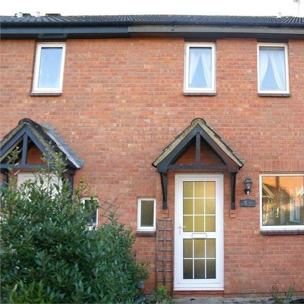 Rent this 2 bed house on Bader Close in Yate BS37, United Kingdom