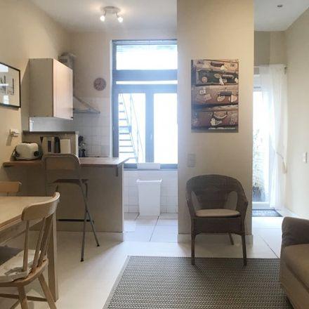 Rent this 1 bed apartment on Chaussée de Wavre - Steenweg op Waver 605A in 1040 Etterbeek, Belgium