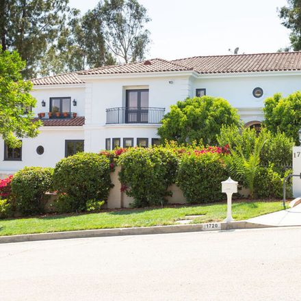 Rent this 7 bed house on 1720 Green Acres Drive in Beverly Hills, CA 90210
