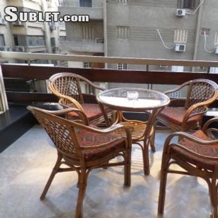Rent this 2 bed apartment on Fawzy Ramah in El Mohandesin, Giza