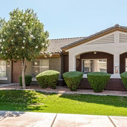 Rent this 1 bed apartment on 774 East Via Villa Street in Goodyear, AZ 85338