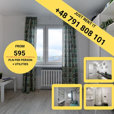 Rent this 1 bed room on Wacława Lachmana 1 in 02-786 Warsaw, Poland