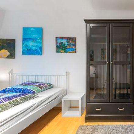 Rent this 1 bed apartment on Kriegkstraße 31 in 60326 Frankfurt, Germany