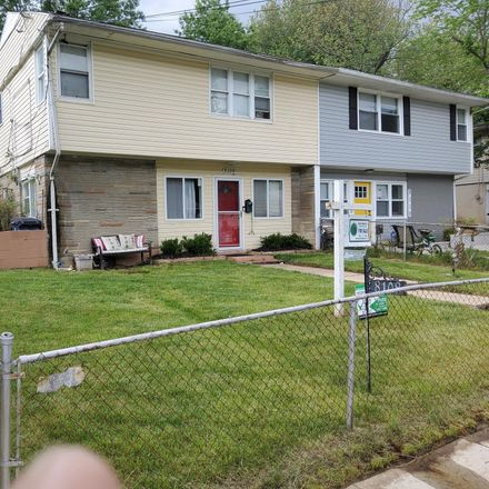 Rent this 3 bed townhouse on 8108 Allendale Drive in Hyattsville, MD 20785