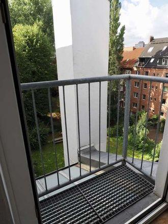 Rent this 2 bed loft on Hamburg in Harvestehude, HAMBURG
