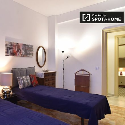 Rent this 6 bed apartment on Quartiere XIV Trionfale in Via Mario Fascetti, 00136 Rome RM