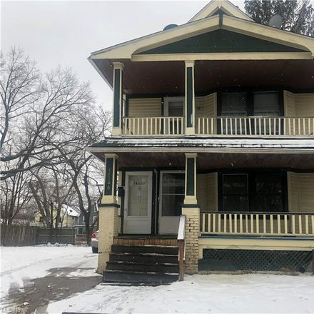 Rent this 4 bed duplex on 14304 Scioto Avenue in East Cleveland, OH 44112