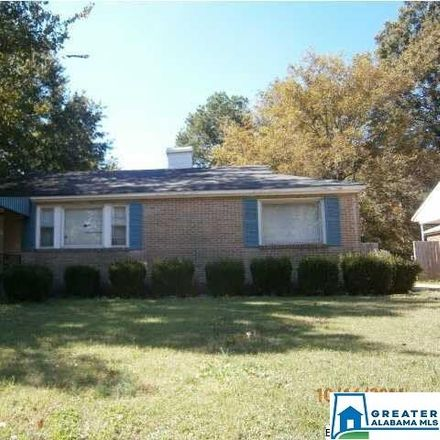Rent this 3 bed house on 604 Robison Drive in Birmingham, AL 35215