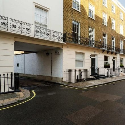 Rent this 4 bed house on Minera Mews in London SW1W 9JB, United Kingdom