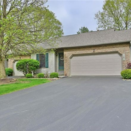 Rent this 2 bed condo on 159 Topaz Trail in Cortland, OH 44410