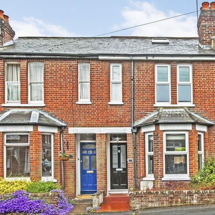 Rent this 3 bed house on Brassey Road in Winchester SO22 6SA, United Kingdom