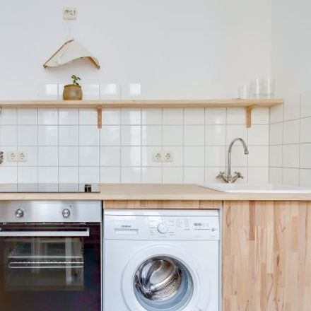 Rent this 1 bed apartment on Weingallerie in Gaudystraße 25, 10437 Berlin