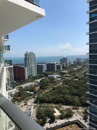 Rent this 2 bed condo on 1300 South Miami Avenue in Miami, FL 33130