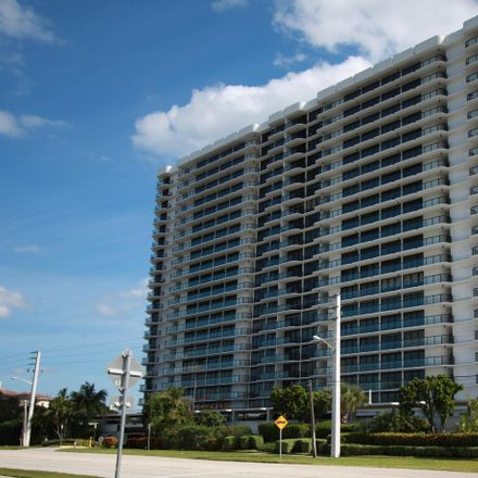 Rent this 2 bed apartment on 250 South Ocean Boulevard in Boca Raton, FL 33432