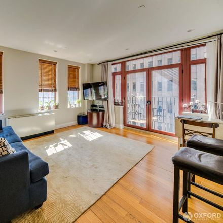 Rent this 1 bed condo on 21 South William Street in New York, NY 10004