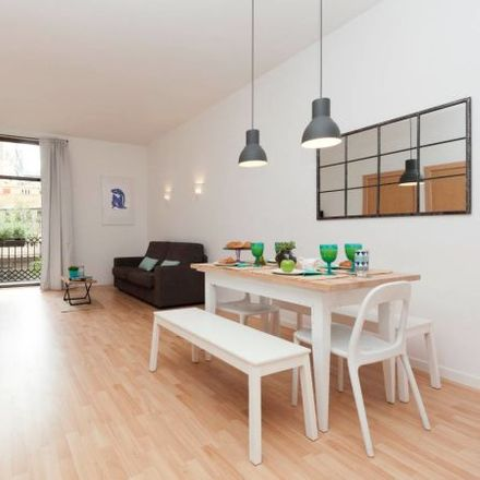 Rent this 2 bed apartment on Hotel Gaudí in Carrer de les Penedides, 80002 Barcelona