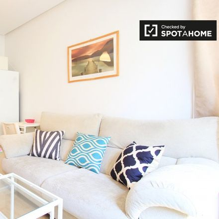 Rent this 1 bed apartment on Calle de Ayala in 38, 28001 Madrid