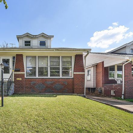 Rent this 2 bed house on 6742 Marquette Avenue in City of Saint Louis, MO 63139