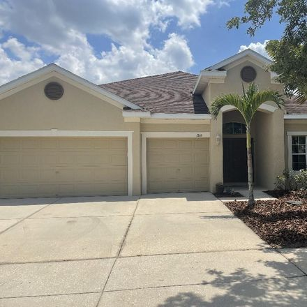 Rent this 4 bed house on 1843 Mira Lago Cir in Ruskin, FL