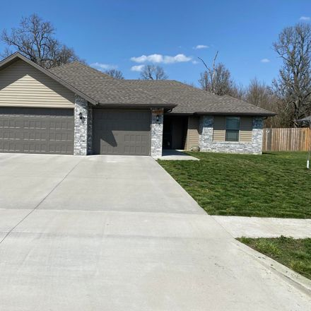 Rent this 3 bed house on 417 West Melody Lane in Republic, MO 65738
