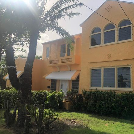 Rent this 8 bed house on 2002 Alton Road in Miami Beach, FL 33140