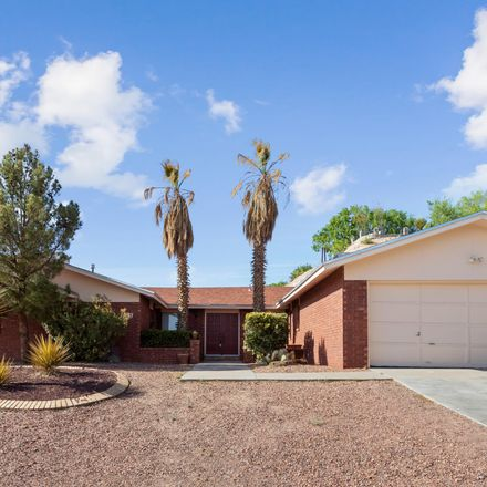 Rent this 4 bed apartment on 1213 Belvidere Street in El Paso, TX 79912