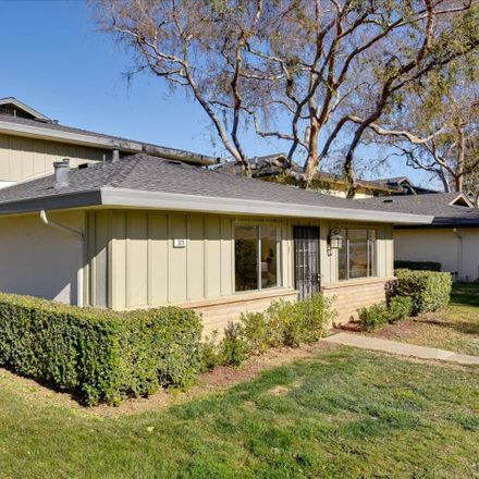Rent this 2 bed condo on 323 East Latimer Avenue in Campbell, CA 95008
