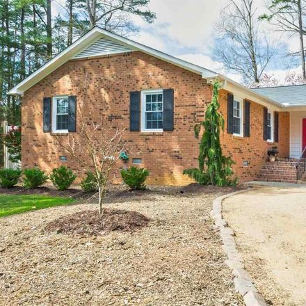 Rent this 3 bed house on 3602 Barcelona Avenue in Durham, NC 27707