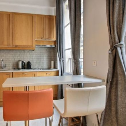 Rent this 1 bed apartment on 46 Rue Galande in 75005 Paris, France