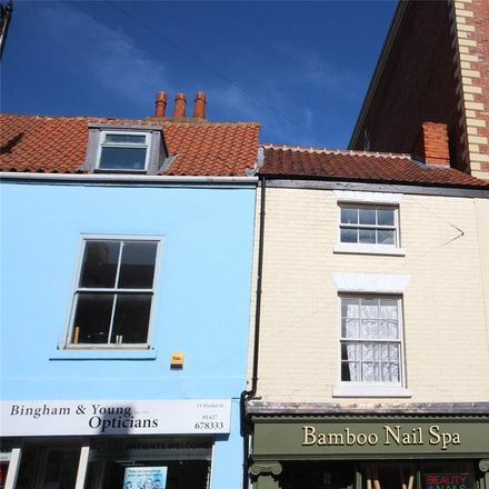 Rent this 1 bed apartment on Domino's Pizza in 8 Market Street, West Lindsey DN21 2BE