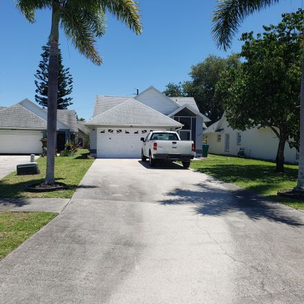 Rent this 3 bed house on 2239 Breezy Circle in Melbourne, FL 32935